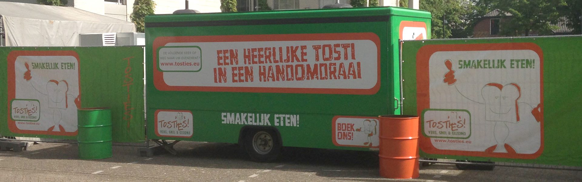 Tosties in een handomdraai, tosti